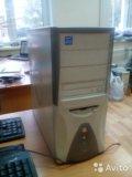 2 ядра, 2 гига, быстрый офисный компьютер. Фото 1.