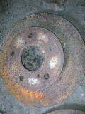 Тормозной диск передний. Фото 1.