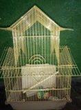 Клетка для попугая. Фото 2.