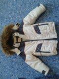 Куртка зимняя. размер 110. Фото 1.