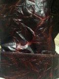 Женская коленная куртка 48 размер. Фото 3.
