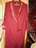 Платье шерстяное. Фото 1.