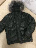 Зимний мужской пуховик. Фото 1.