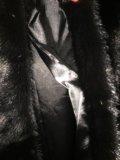 Норковая шуба. Фото 3.