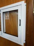 Окна из алюминия. Фото 1.