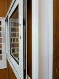 Окна из алюминия. Фото 4.