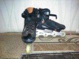 Роликовые коньки. Фото 2.