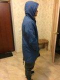 Зимняя мужская куртка, парка. Фото 1.