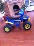 Детский квадрацикл. Фото 2.
