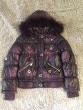 Куртка зимняя для девочек. Фото 1.