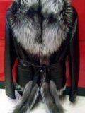 Шикарная демисезонная курточка. Фото 1.