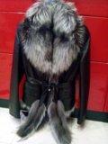 Шикарная демисезонная курточка. Фото 2.