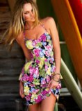 Цветочный сарафан victoria's secret. Фото 1.