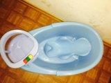 Ванночка для купания малыша. Фото 1.