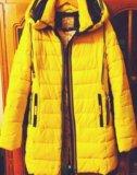 Пуховик зимний. Фото 2.
