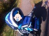 Детская коляска зима-лето. Фото 1.