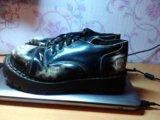 Мужские ботинки grinders. Фото 1.
