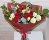 Доставка цветов. Фото 4.