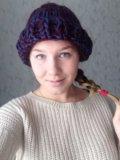Снуды , шапки , варежки. Фото 2.