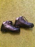 Лыжные ботинки spine 36. Фото 1.