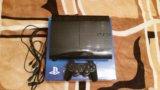 Sony playstation 3 + 7 игр. Фото 2.