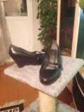Туфли натуральная кожа. Фото 2.