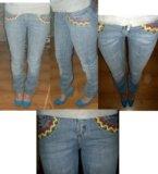 Джинсы и брюки. Фото 1.