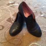 Туфли натуральная кожа. Фото 1.