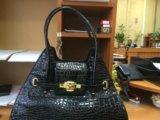Женская сумка , производство  италия. Фото 1.