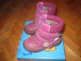 Зимние ботинки котофей 28. Фото 1.