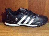 Кроссовки adidas climaproof кожаные. Фото 2.