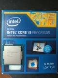 Intel core i5 4670k lga 1150. Фото 2.