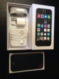 Айфон 5s 16гб оригинал новый. Фото 2.