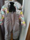 Детский костюм зимний. Фото 2.