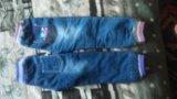 Детские джинсы р-р 104-110. Фото 4.