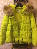 Куртка женская зимняя. Фото 2.
