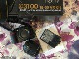 Nikon d3100 18-55 vr kit. Фото 3.