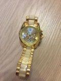 Michael kira часы копия люкс. Фото 1.