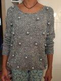 Новые тёплые свитера. Фото 1.