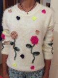 Новые тёплые свитера. Фото 2.