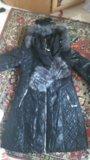 Пальто на тинсулейте зима (новое). Фото 3.