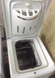 Стиральная машинка индезит на 5 кг вертикалка. Фото 2.