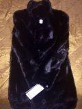 Новая норковая шубка. Фото 2.