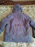 Куртка на мальчика зима б/у. Фото 1.