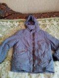 Куртка на мальчика зима б/у. Фото 2.