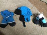 Пакет аксессуаров на зиму. Фото 1.