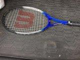 Теннисная ракетка wilson. Фото 1.