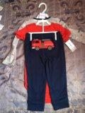 Новый комплект от carter's для мальчика. Фото 3.