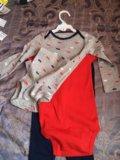 Новый комплект от carter's для мальчика. Фото 4.
