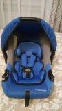 Детское автокресло-люлька от 0 до 13 кг. Фото 2.